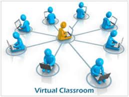 کلاس های آنلاین مجازی