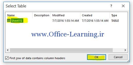 آموزش mail merge ورد
