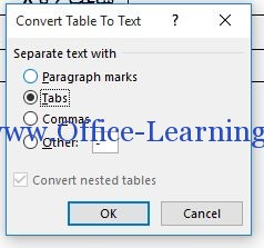 convert-table-to-text