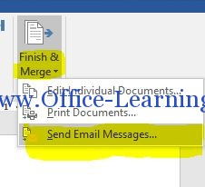 ارسال ایمیل