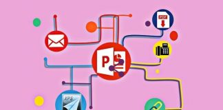 اشتراک گذاری پرزنتیشن در پاورپوینت-PowrPoint Presentation Share