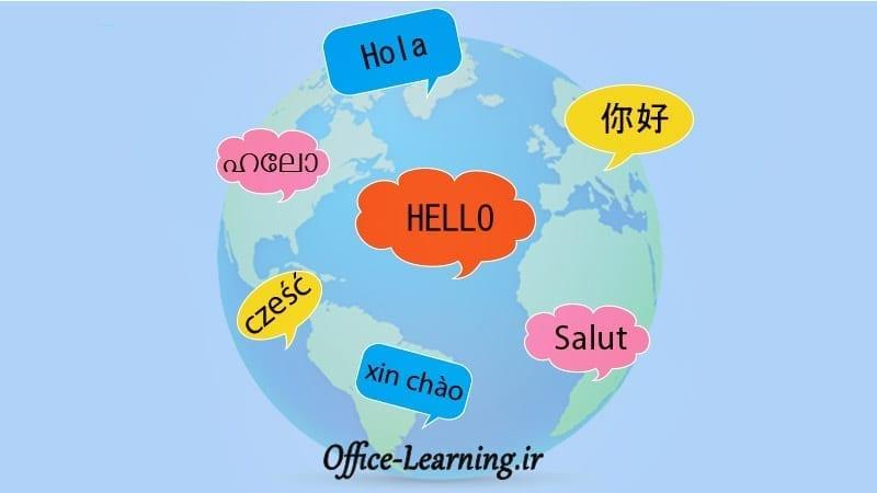 فعال کردن مترجم در پاورپوینت-PowerPoint Translate