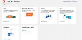 نصب و فعالسازی Office 365 Home and Personal