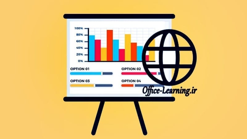 نمایش آنلاین پرزنتیشن پاورپوینت-PowerPoint Online Presentation
