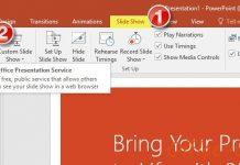 PowerPoint Online Presentation