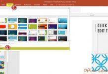 PowerPoint Theme Custom