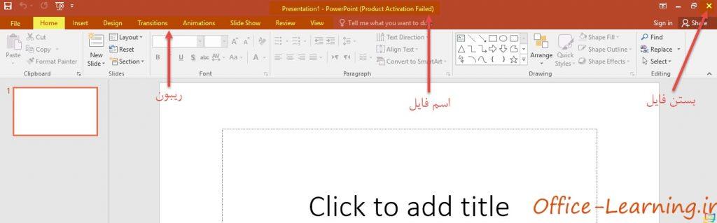 save undo powerpoint
