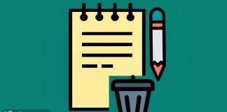 ایجاد و حذف دفترچه یادداشت وان نوت-Add Remove Notebook