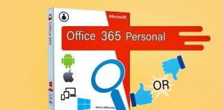 نقد و بررسی آفیس 365 شخصی-Office 365 Personal