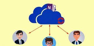همگام سازی وان نوت با وان درایو-OneNote Sync with OneDrive